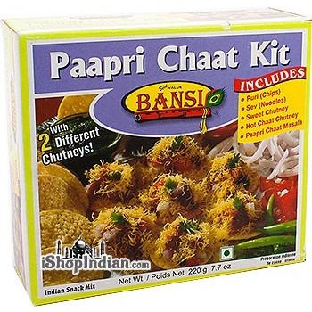 Bansi Paapri Chaat Kit