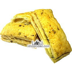 Deep Khari Biscuits (Puff Pastry) - Methi (fenugreek)
