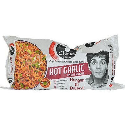 Ching's Secret Hot Garlic Noodles - Family Pack