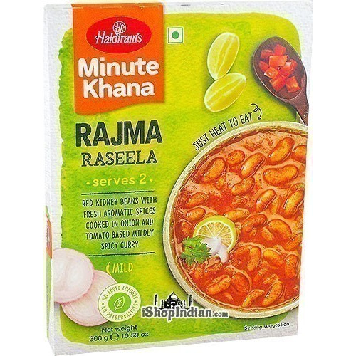 Haldiram's Rajma Raseela (Ready-to-Eat)