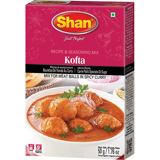 Shan Kofta Curry Mix