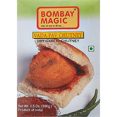 Bombay Magic Vada-Pav Chutney