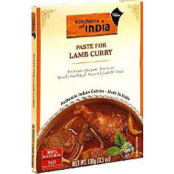 Kitchens of India - Paste for Lamb / Mutton Curry