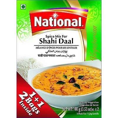National Shahi Daal Mix