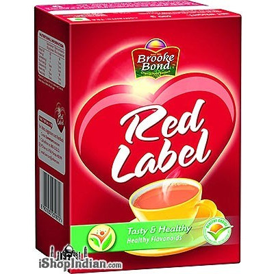 Brooke Bond Red Label Tea - 450 gms (450 gm box)