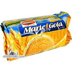 Marie Gold Biscuits - 250 gms