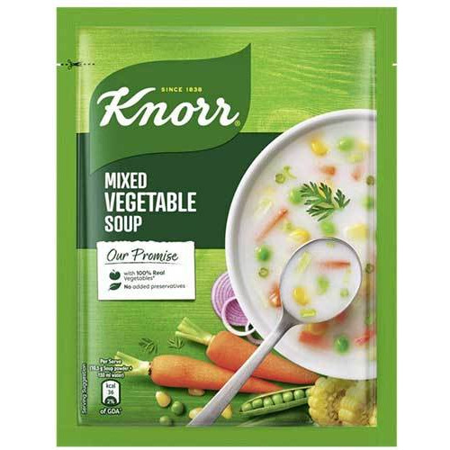 Knorr Mixed Vegetable Soup Mix