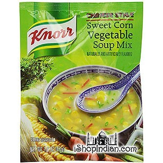 Knorr Sweet Corn Vegetable Soup Mix (1.8 oz pack)