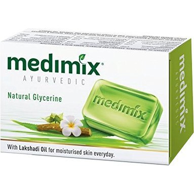 Medimix Moisturising Soap (with Glycerine & Lakshadi Oil)