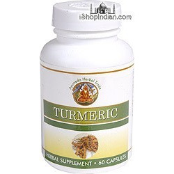 Turmeric - Antioxidant & Cell Activator (Sandhu's Ayurveda) - 60 Capsules