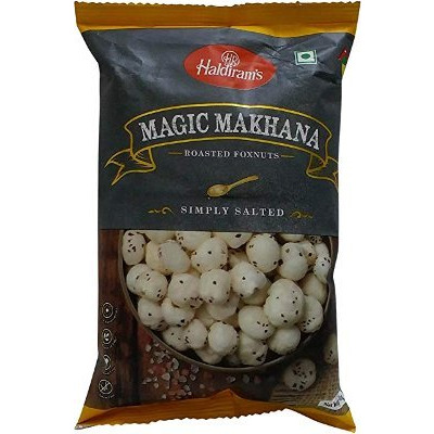 Haldiram's Magic Makhana - Simply Salted (30 gm bag)
