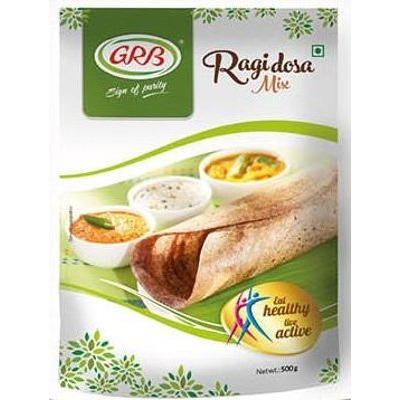 GRB Ragi Dosa Mix (500 gm box)