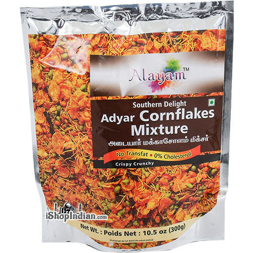 Alayam Adyar Cornflakes Mixture (10.5 oz bag)