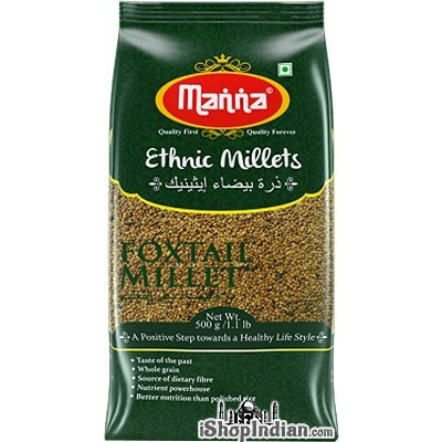 Manna Whole Foxtail Millet