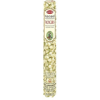 Hem Precious Mogra Incense - 20 sticks