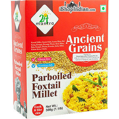 24 Mantra Ancient Grains Pearled Foxtail Millet