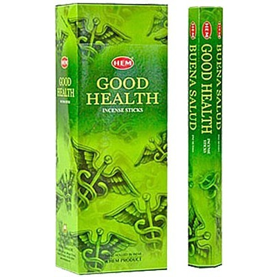 Hem Good Health Incense - 120 sticks
