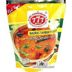777 Madras Sambar Powder - 100 gm