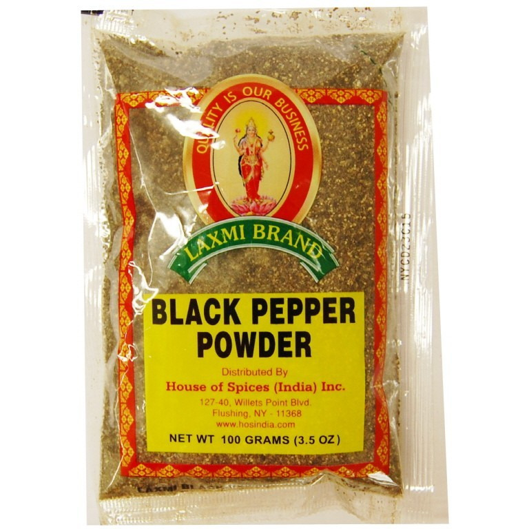 Laxmi Black Pepper Powder - 100 Gm