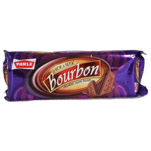 Parle Hide & Seek Bourbon - 150 Gm