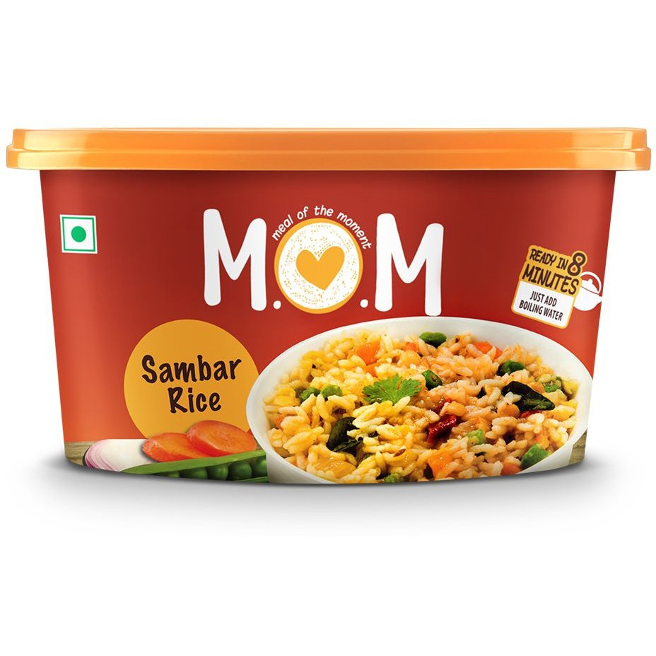 Mom Sambar Rice - 90 Gm