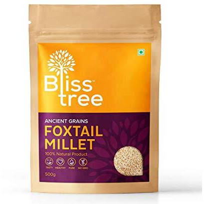 Bliss Tree Foxtail Millet - 500  Gm