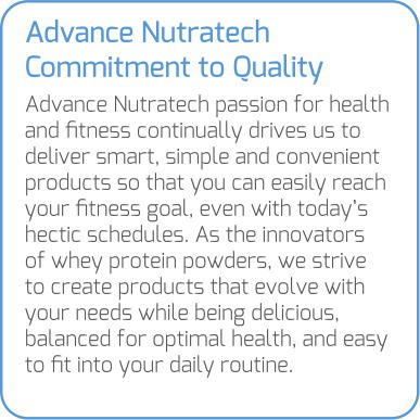 Advance Nutratech Advance Weight Gainer 1Kg (2.2Lbs) Chocolate