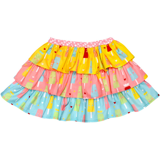 Always Kids' Ice-cream Magic Skirt (Size:2Y)