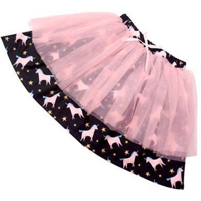 Always Kids' Unicorn Poppy Skirt (Size:7Y)