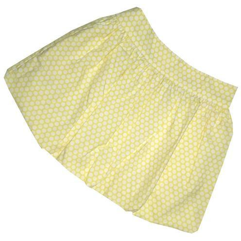 Always Kids' Yellow Bubble Skirt (Size:10Y)