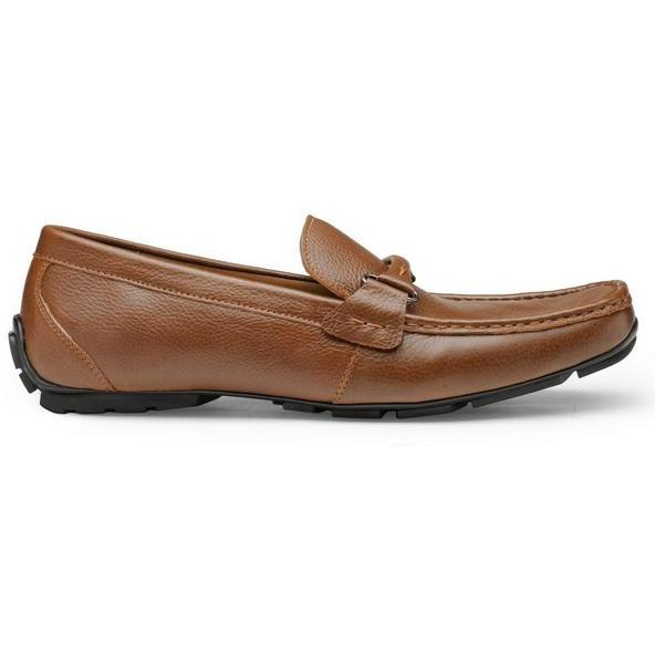 Teakwood Leather Cuero Lofer Shoes