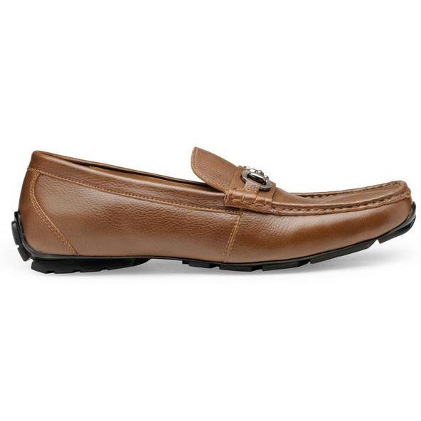 Teakwood Leather Lofer Shoes (Size:43)