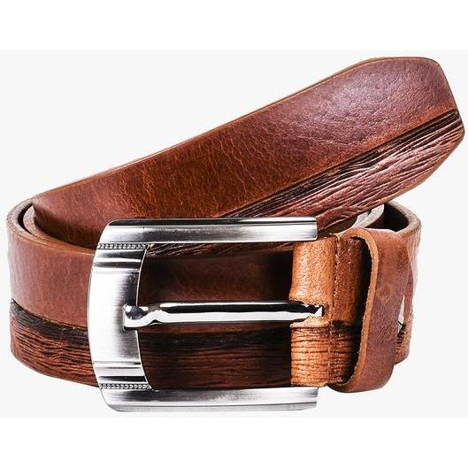 Teakwood Leathers  Men Brown Belt (Size:WAIST 34)