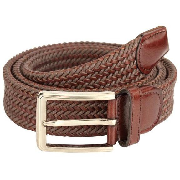 Teakwood Leathers  Men Brown Belt (Size:WAIST 40)