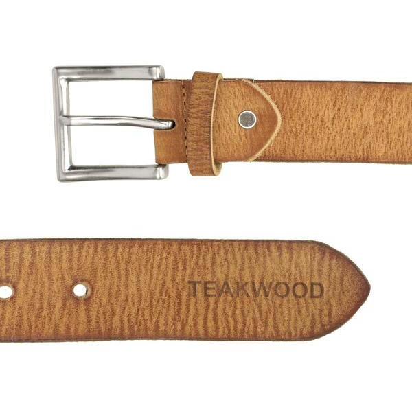 Teakwood Leathers  Men Brown Belt (Size:WAIST 36)