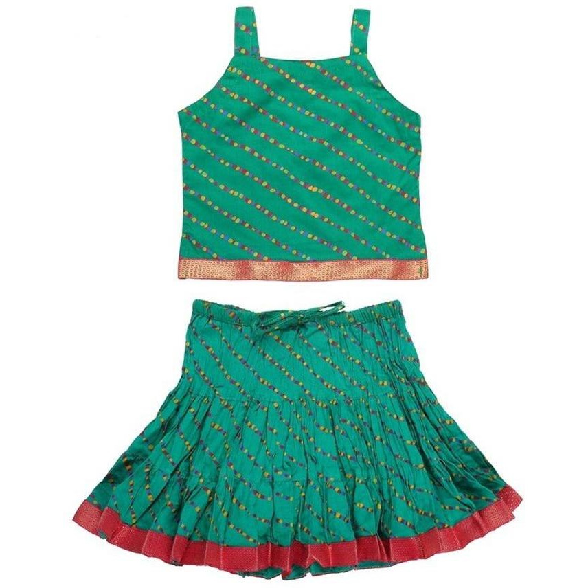 Buy Online Decot Baby Girl S Lehenga Choli Size 6 12 Month From