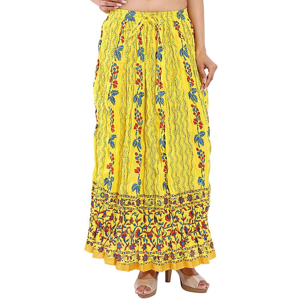 Decot Paradise Cotton Straight Skirt
