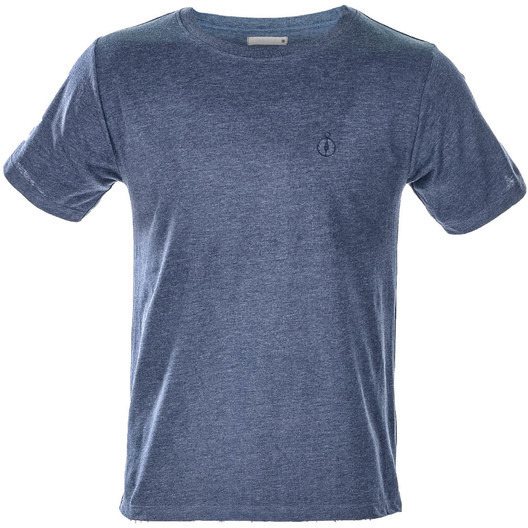 Mens Navy Blue T-Shirt (Size:S)