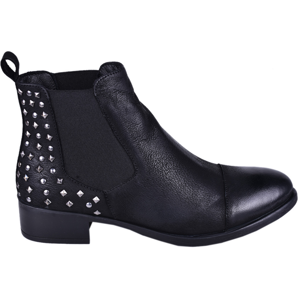 Papa Studded Ankle Boot for Womens (Size:36)