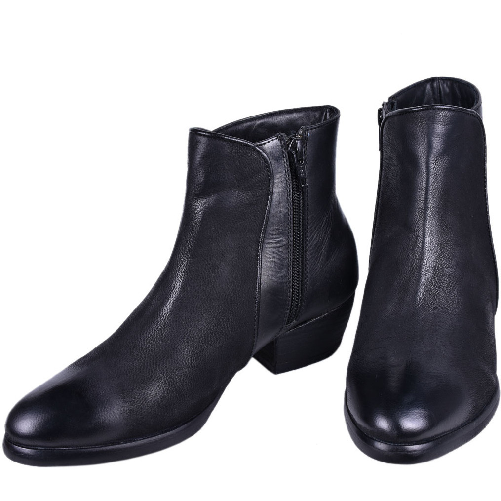 Papa Ankle Boots for Womens (Size:38)