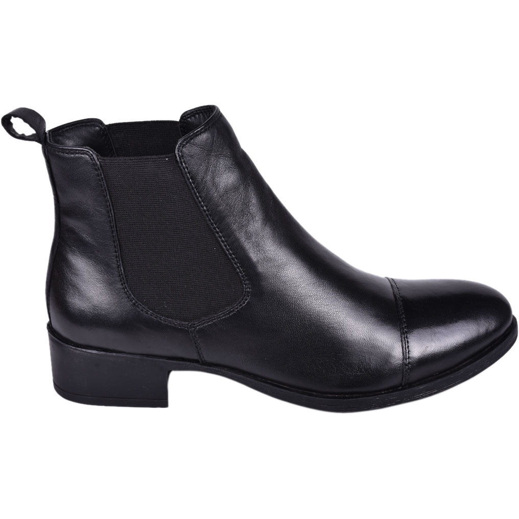 Papa Ankle Boots for Womens (Size:37)