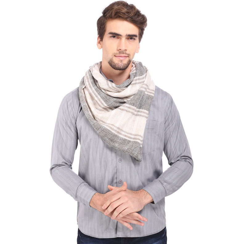 Dapper Pure Wool Stole - M05