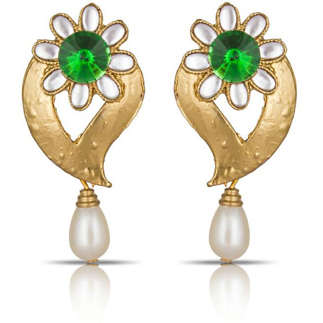Designer Stone Studded Earrings Er 1277