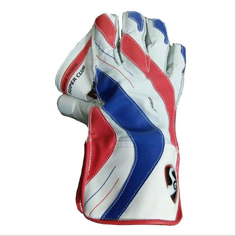 Sg Super Club Wicket Gloves Size Youth (Size: Youth)