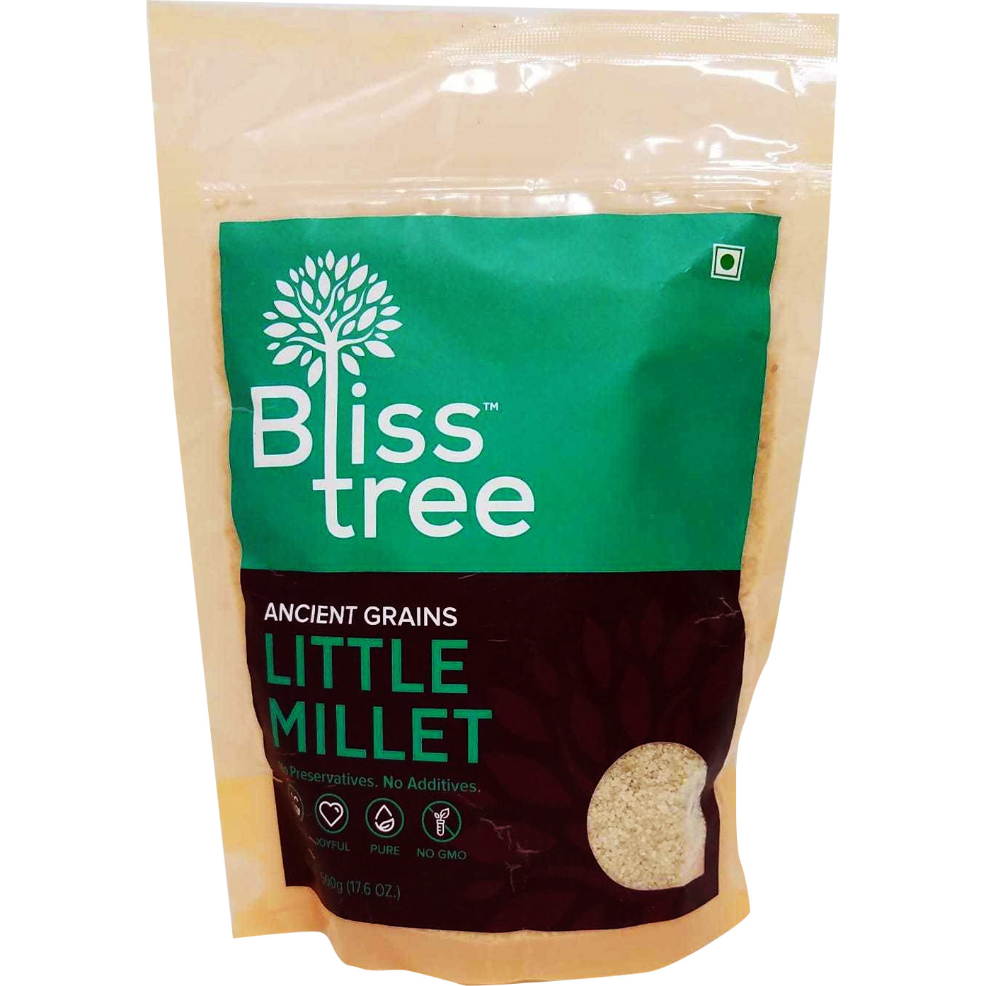 Bliss Tree Little Millet - 500  Gm