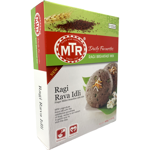 MTR Ragi Rava Idli Mix - 500 Gm