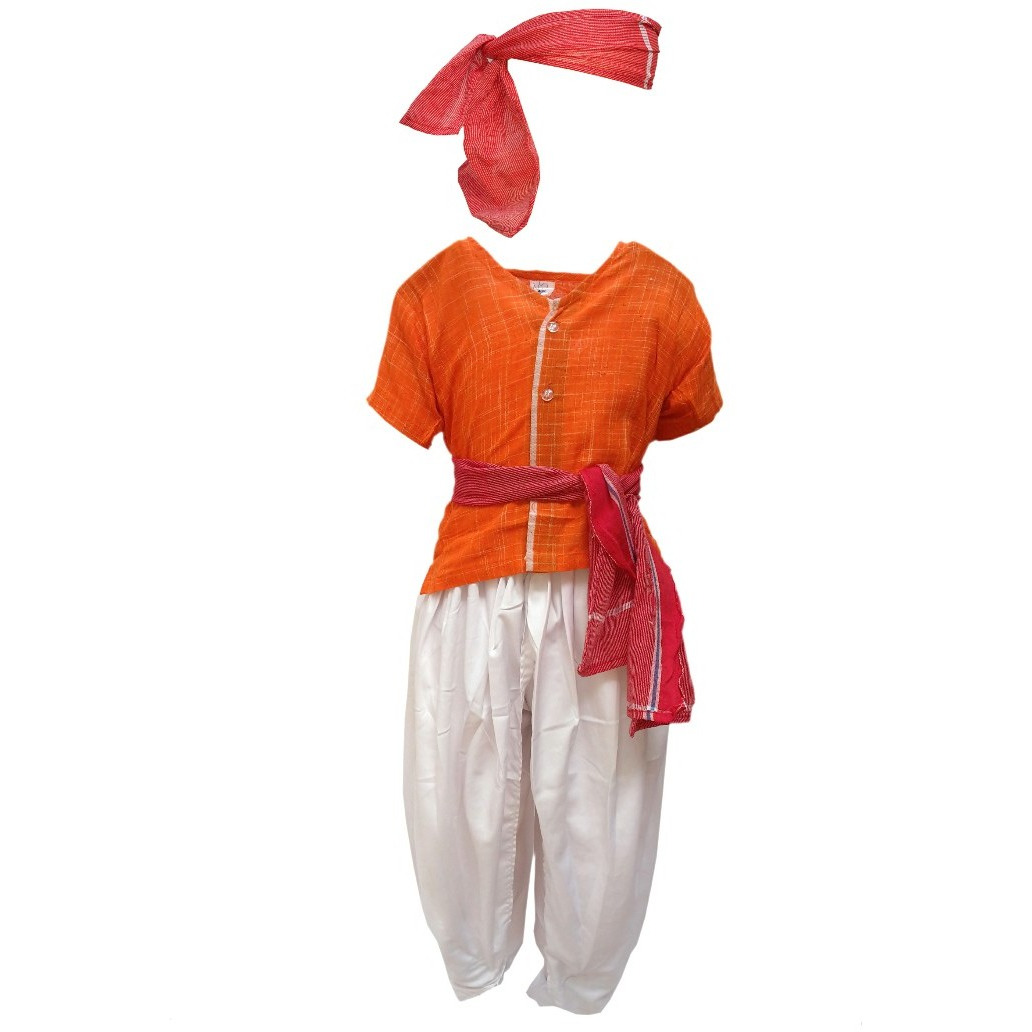 6ab06ea3a1 Buy Online KFD Farmer Fancy Dress For Kids,Our Helper Costume For Annual  Function/Theme Party/Competition/Stage Shows Dress from USA - Zifiti.com -  Page