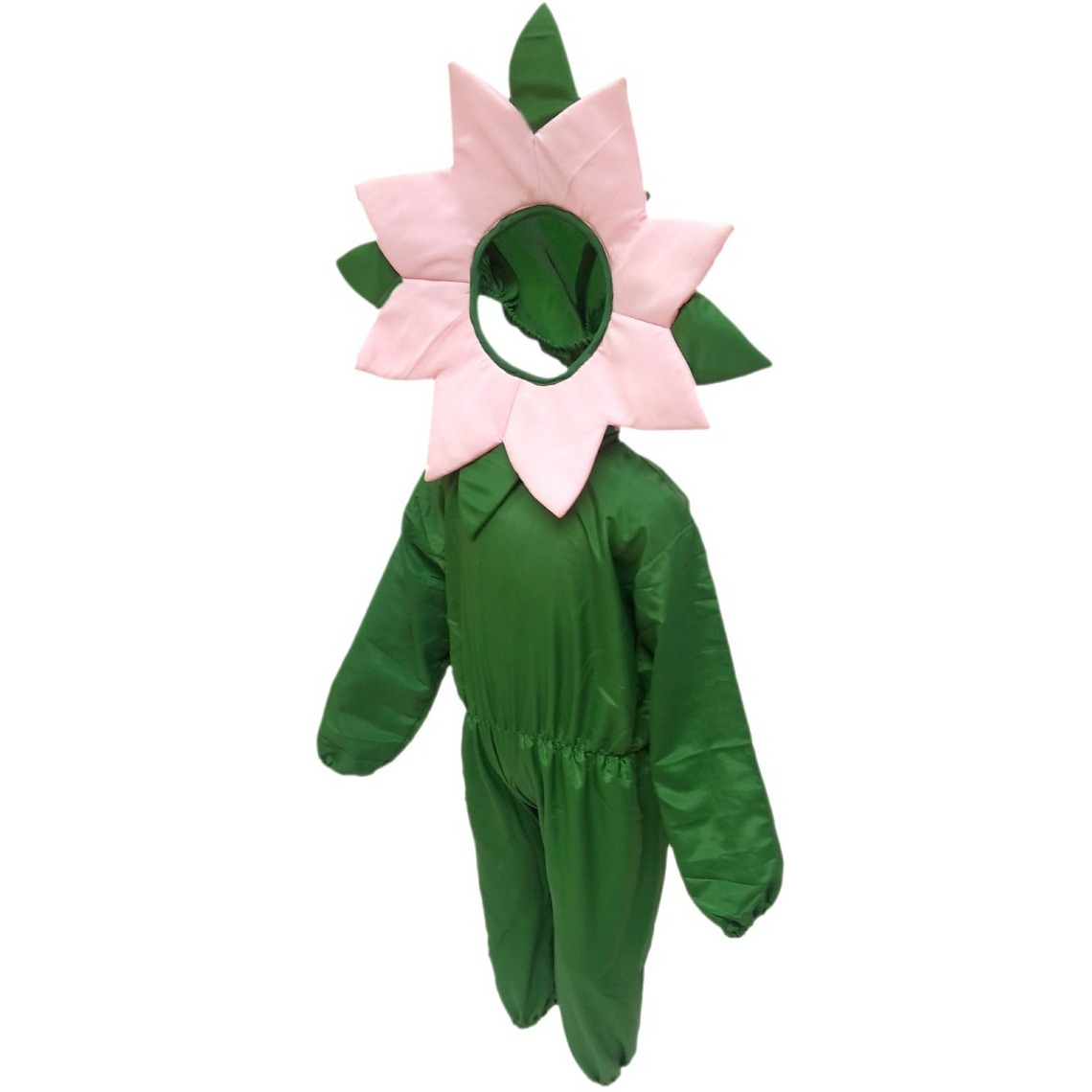 KFD Pink flower fancy dress for kids,Nature Costume for Annual function/Theme Party/Stage Shows/Competition/Birthday Party Dress (Size:3 TO 4)