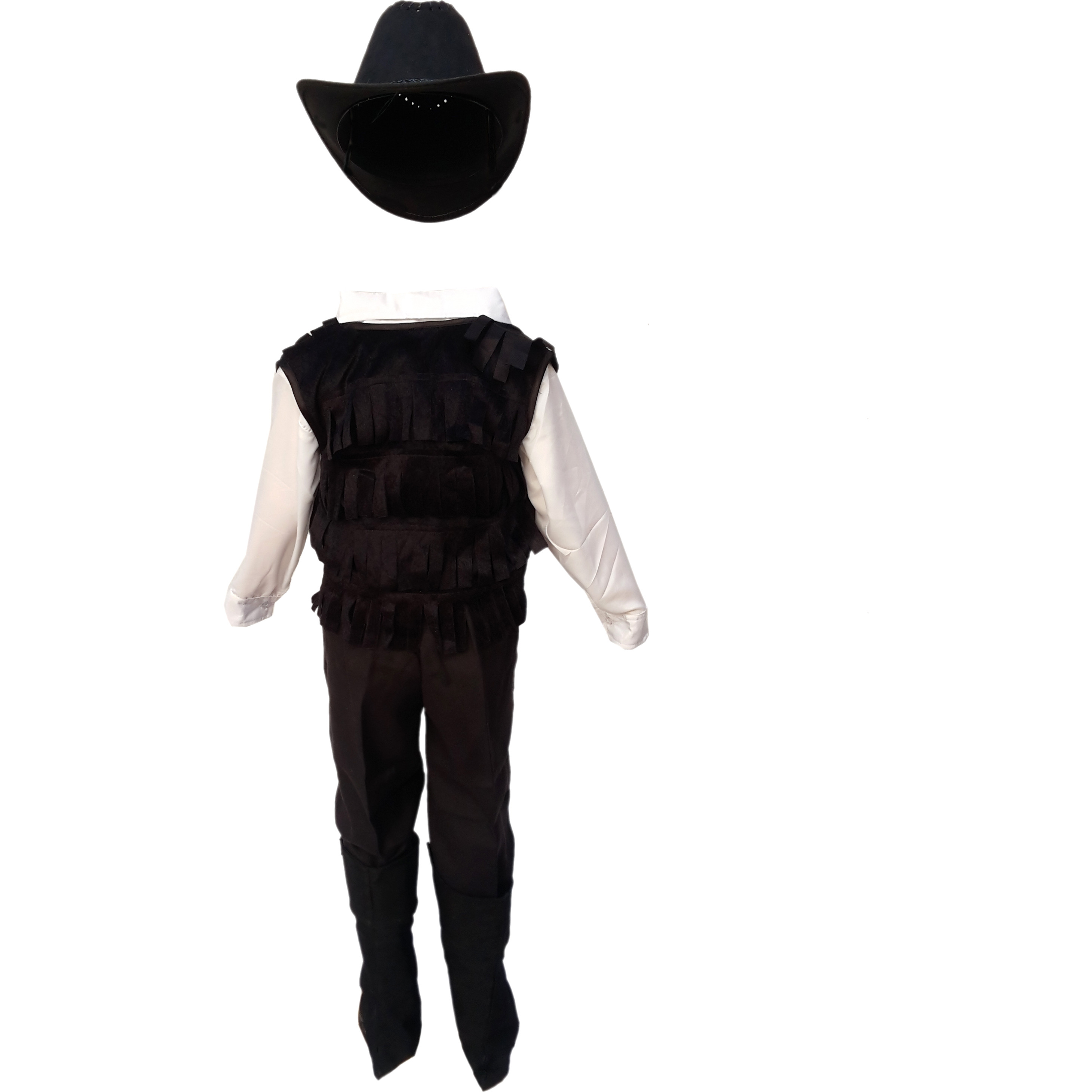 KFD Cow Boy fancy dress for kids,Horse Riding Costume for Annual function/Theme Party/Competition/Stage Shows/Birthday Party Dress