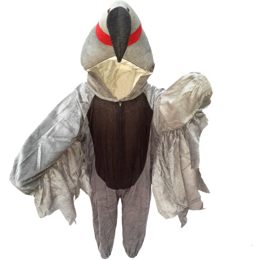 KFD Pigeon fancy dress for kids,Bird Costume for School Annual function/Theme Party/Competition/Stage Shows Dress (Size:7 TO 8)